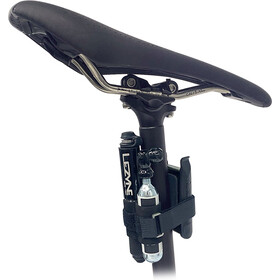 Lezyne Pocket Drive Loaded Mini pompe, black